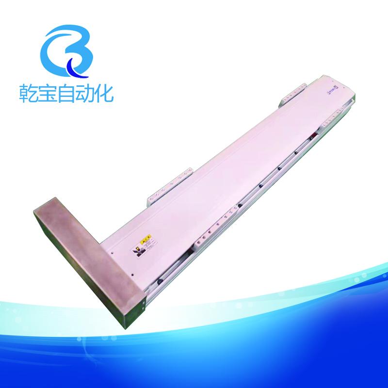 四川QB170双铝滑台模组(电机右折)